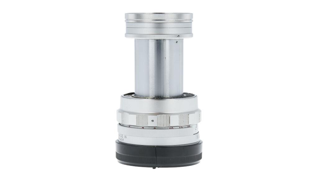 Leica Elmar-M 90mm F4, Used