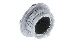 Leica Leica SUMMARON-M 28mm f/5.6, silver, Used