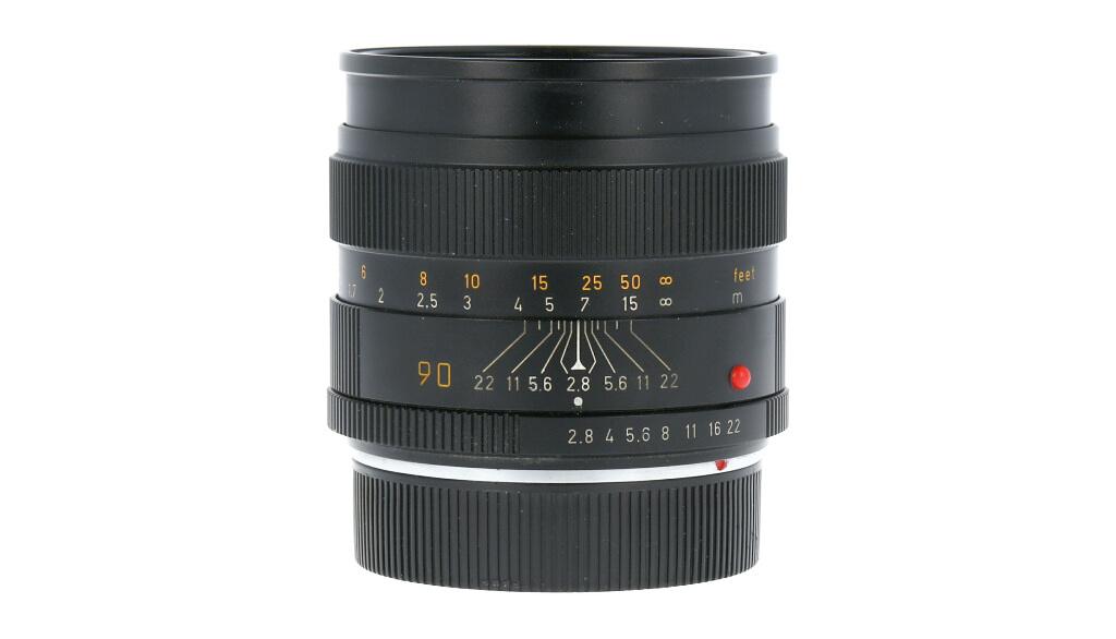 Leica Elmarit-R 90mm F/2.8, Used