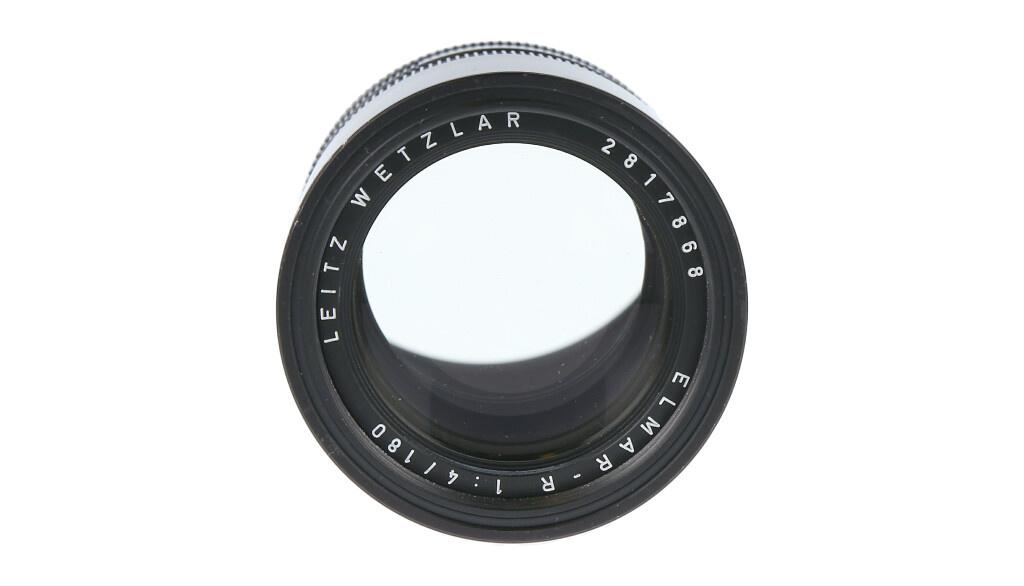 Leica Elmar-R 180mm F4, Used