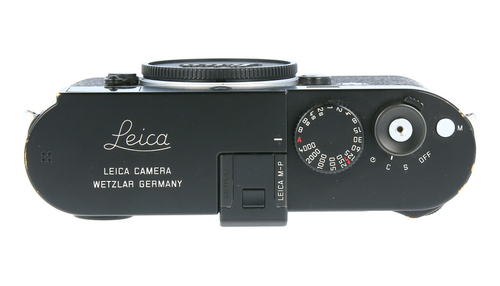 Leica M-P (typ 240), Black Paint Finish, Used