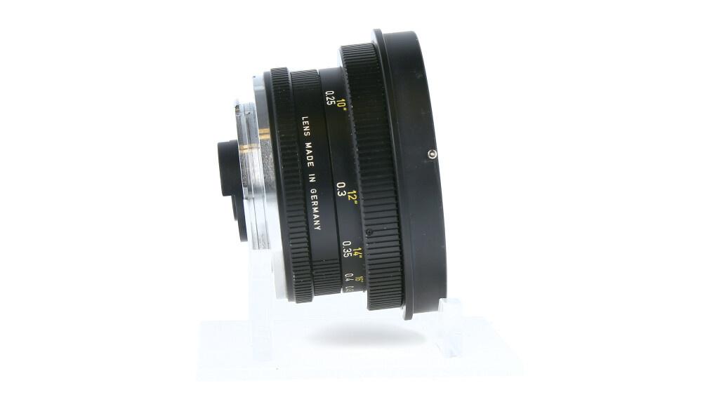 Leica Super-Angulon-R 21mm F/4, Used