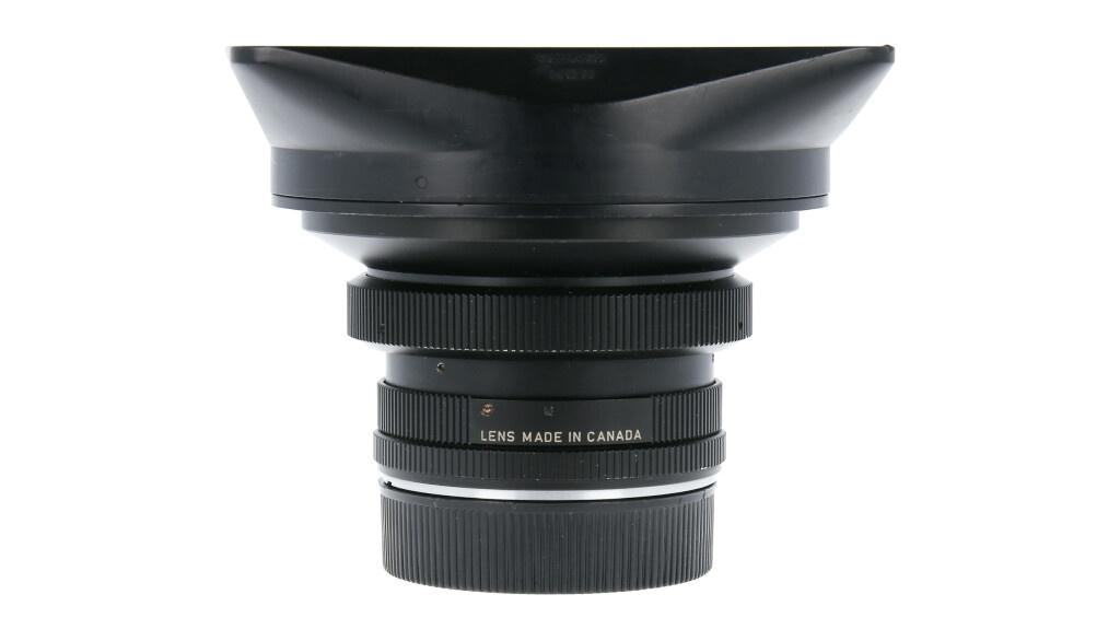 Leica Elmarit-R 19mm F/2.8, Used