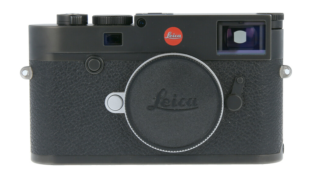 Leica M10 Black Chrome Finish, Used