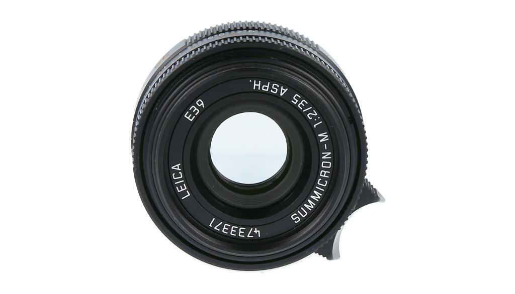 Leica SUMMICRON-M 35mm F/2, Used