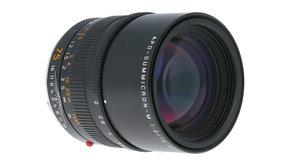 Leica Leica APO-SUMMICRON-M 75mm F/2, Used