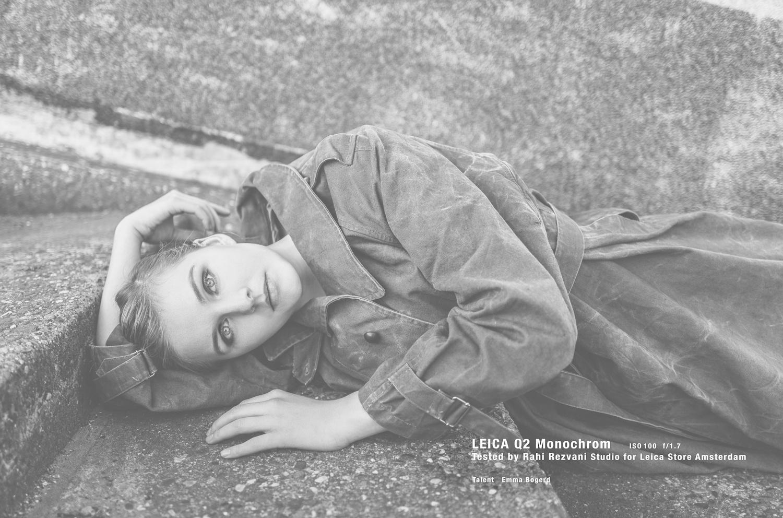 Leica Q2 Monochrom Rahi Rezvani