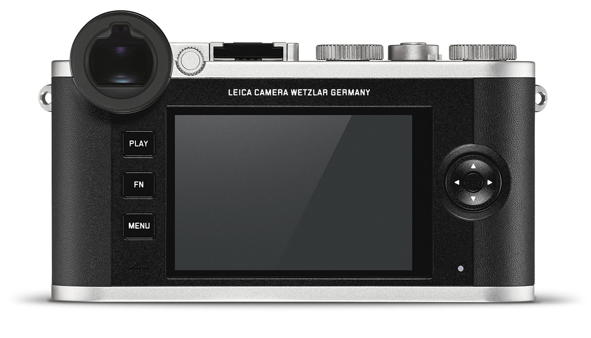Leica CL, Silver Prime Kit, 18mm