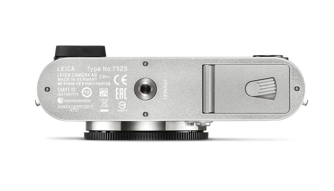 Leica CL, Silver Vario Kit, 18-56mm