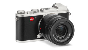 Leica Leica CL, Silver Vario Kit, 18-56mm