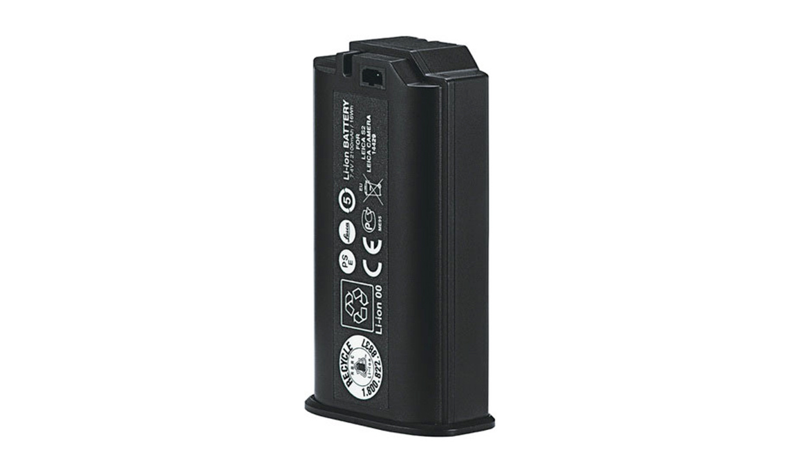 Leica Battery BP-PRO1, S3 / S2 / S (Typ 006/007)