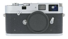 Leica Leica M-A (typ 127) Silver Chrome Finish, Used