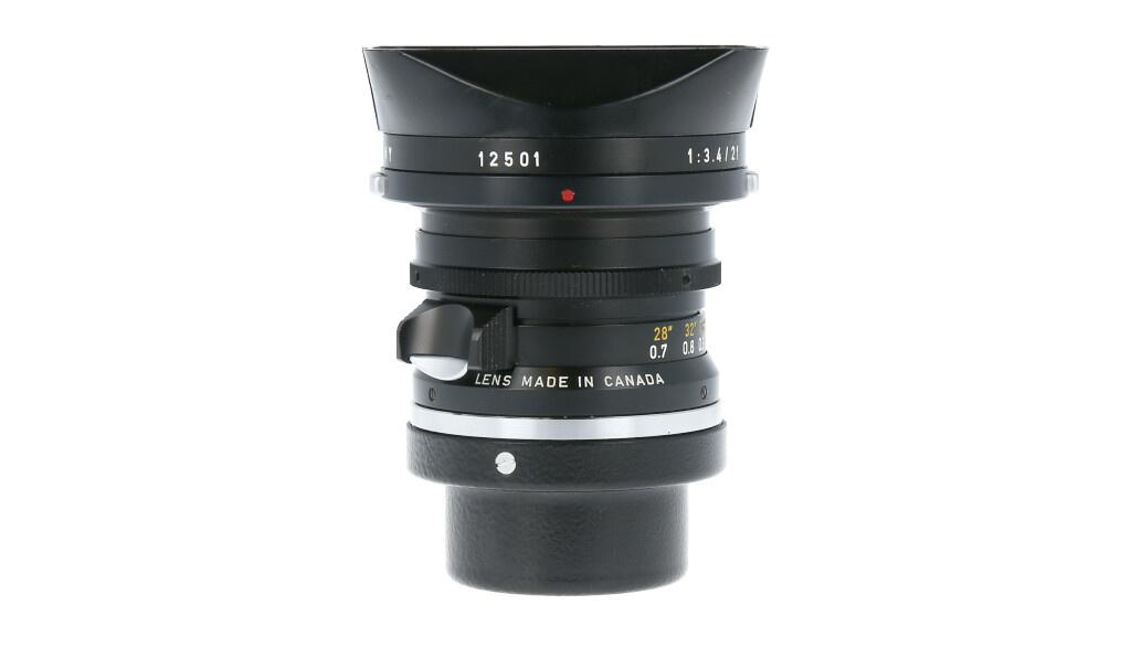 Leica Elmarit-M 28mm, F/2.8, Used