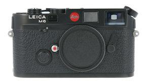 Leica Leica M6 Classic, Black, Used