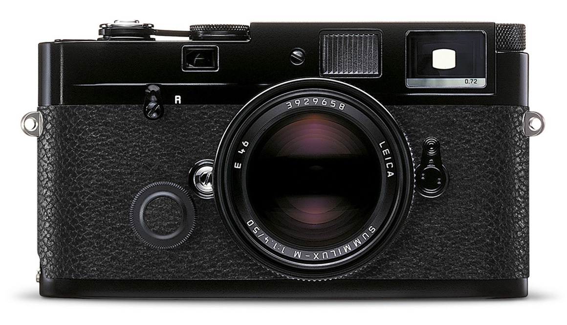 Leica MP 0.72, Black Paint Finish