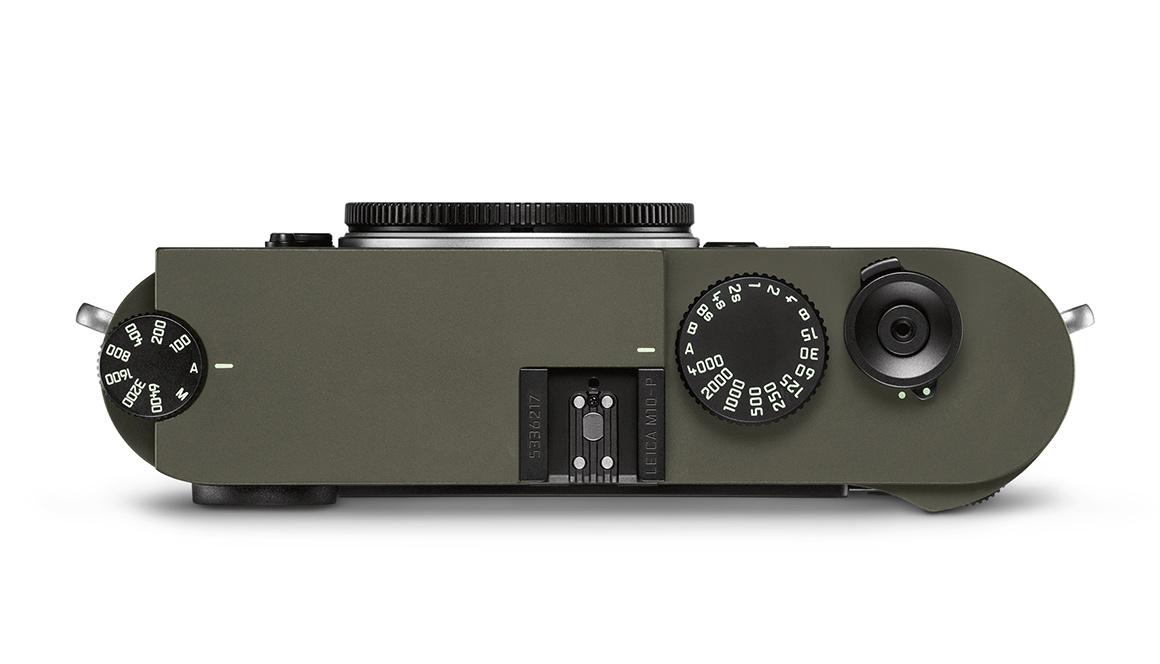 Leica M10-P 'Reporter'