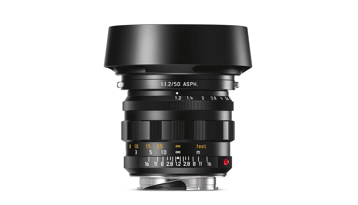 Leica Noctilux-M 50mm f/1.2 ASPH., black