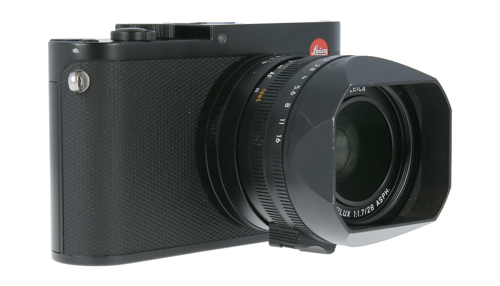 Leica Q, (typ 116), Black, Used