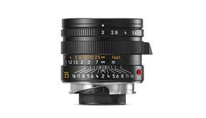 Leica Leica APO-SUMMICRON-M 35mm f/2 ASPH., black anodized finish