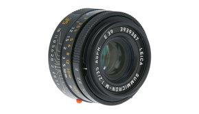 Leica Leica SUMMICRON-M 35mm f/2, Used