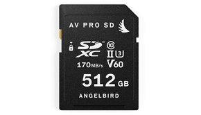 Angelbird Angelbird, AVpro SDXC UHS-II V60 512GB