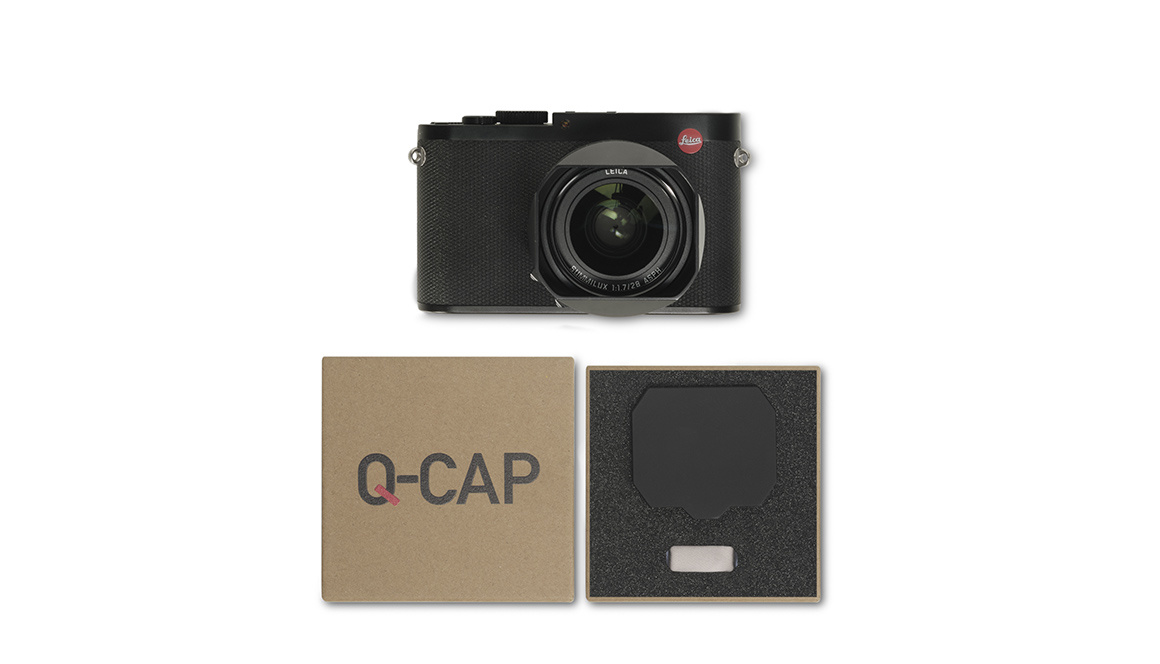 Q-CAP, black