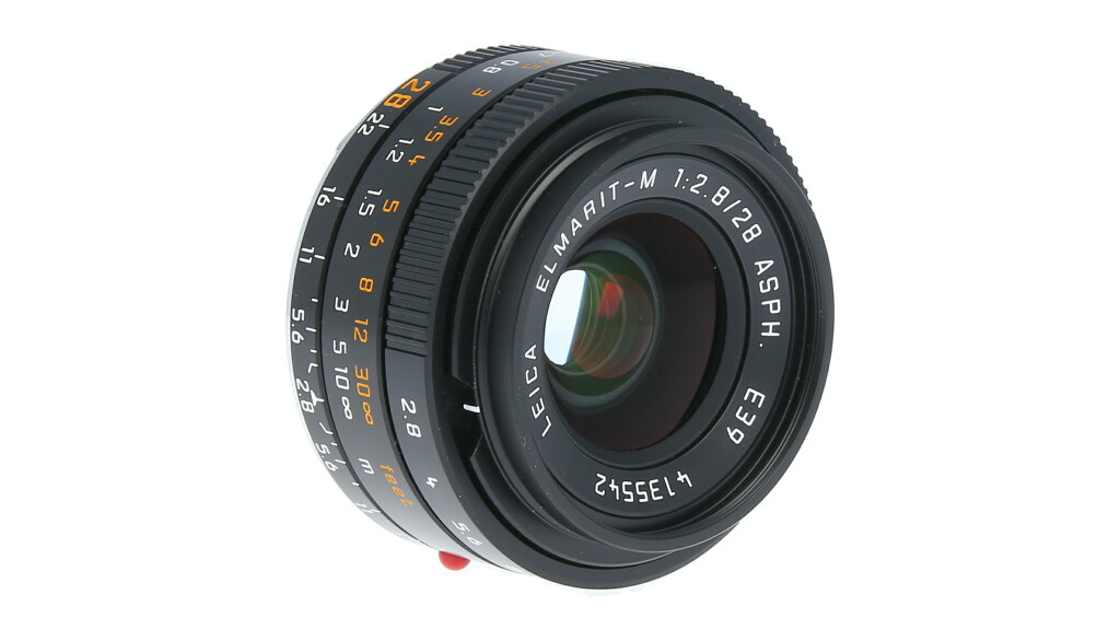 Leica ELMARIT-M 28mm F2.8, Used