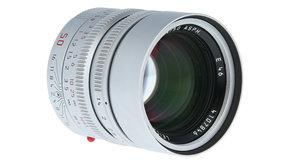 Leica Leica SUMMILUX-M 50mm f/1.4 ASPH., Silver Chrome Finish, Used