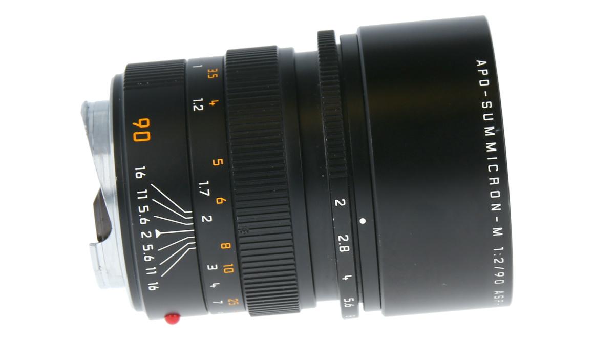 Leica APO-SUMMICRON-M 90mm f/2.0, Used