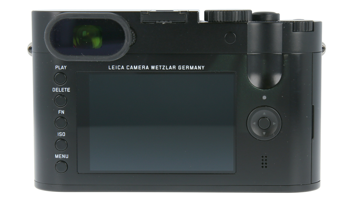 Leica Q (typ 116), Used