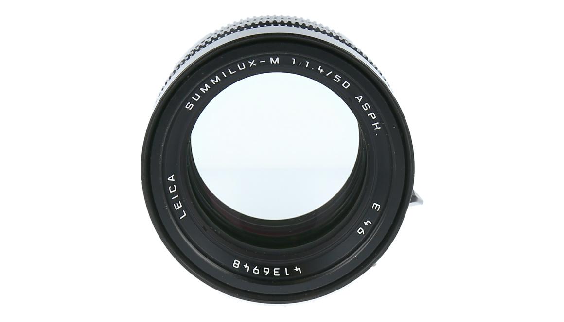 Leica SUMMILUX-M 50mm F1.4, Used