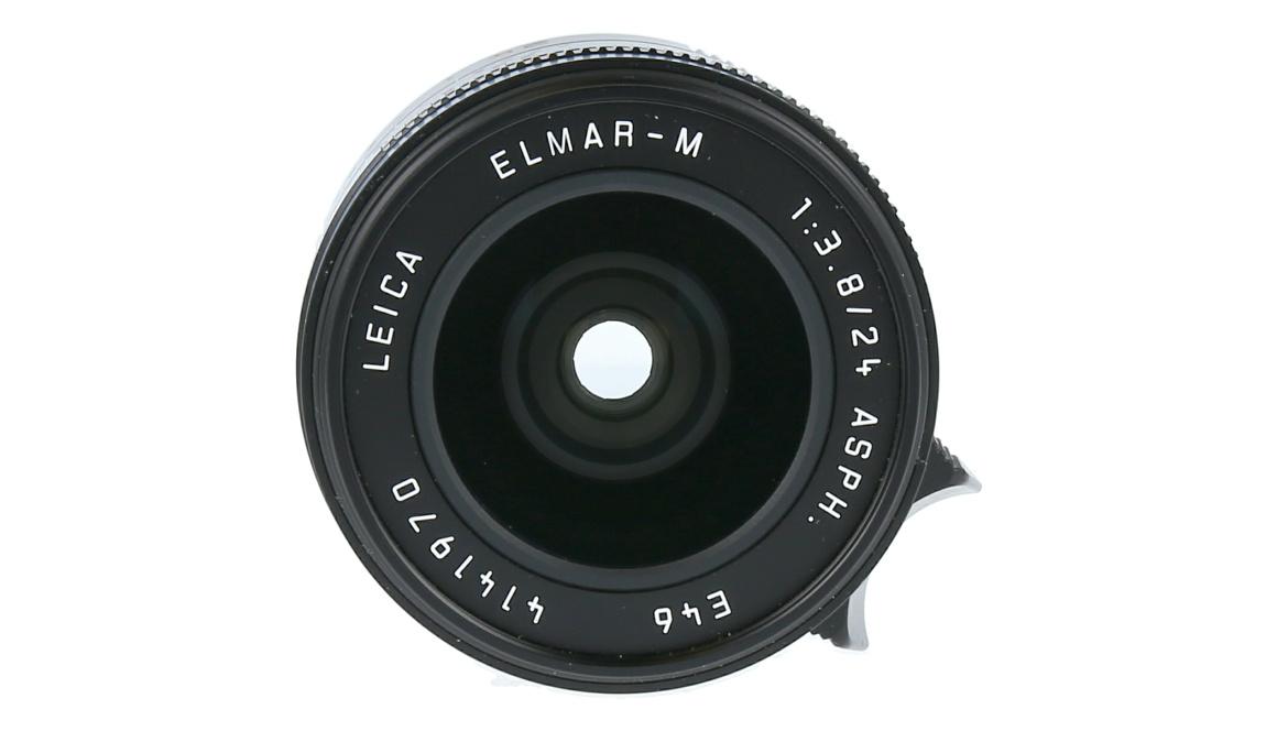 Leica ELMAR-M 24mm F/3.8, Used