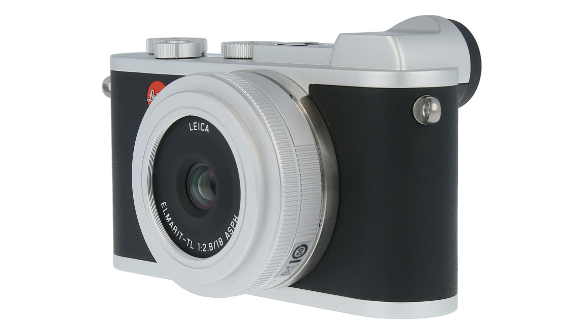 Leica CL Prime kit, Silver, Used