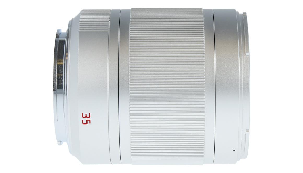 Leica SUMMILUX-TL 35mm f/1.4, Silver, Used