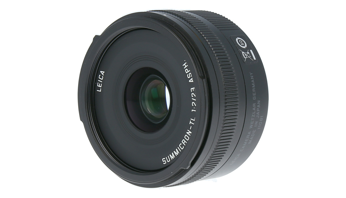 Leica SUMMICRON-TL 23mm F2, Used