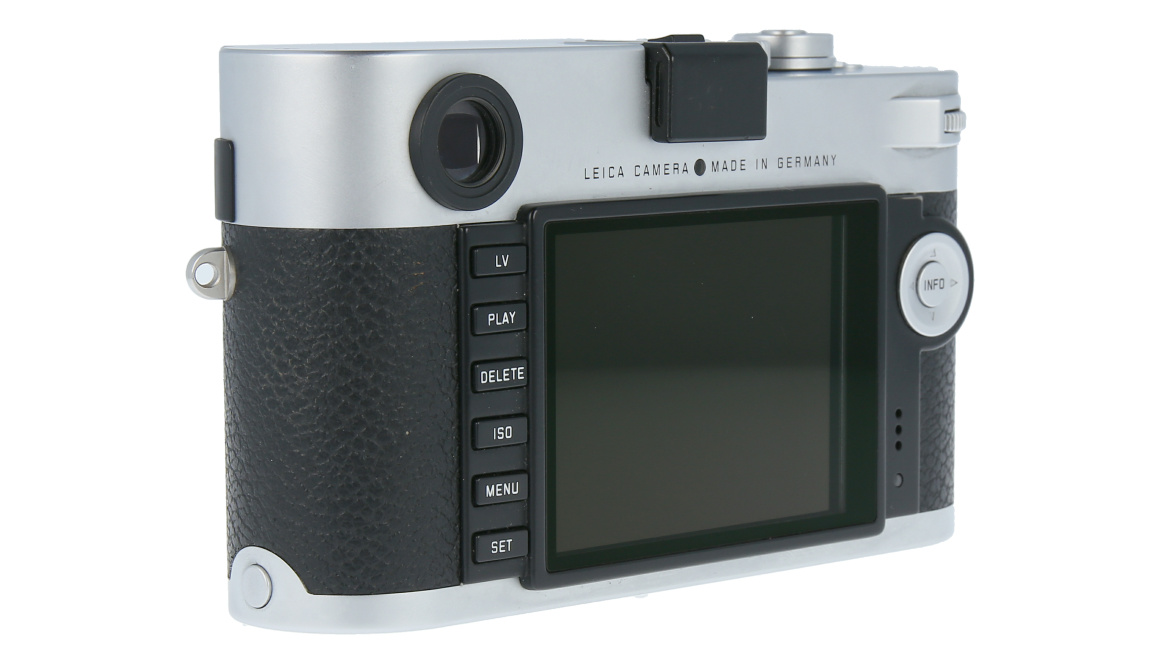 Leica M (typ 240) Silver, Used