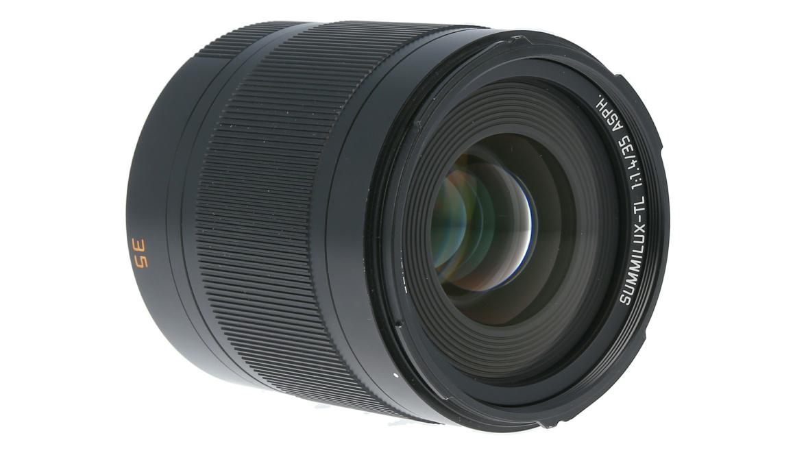 Leica SUMMILUX-TL 35mm f/1.4., black, Used