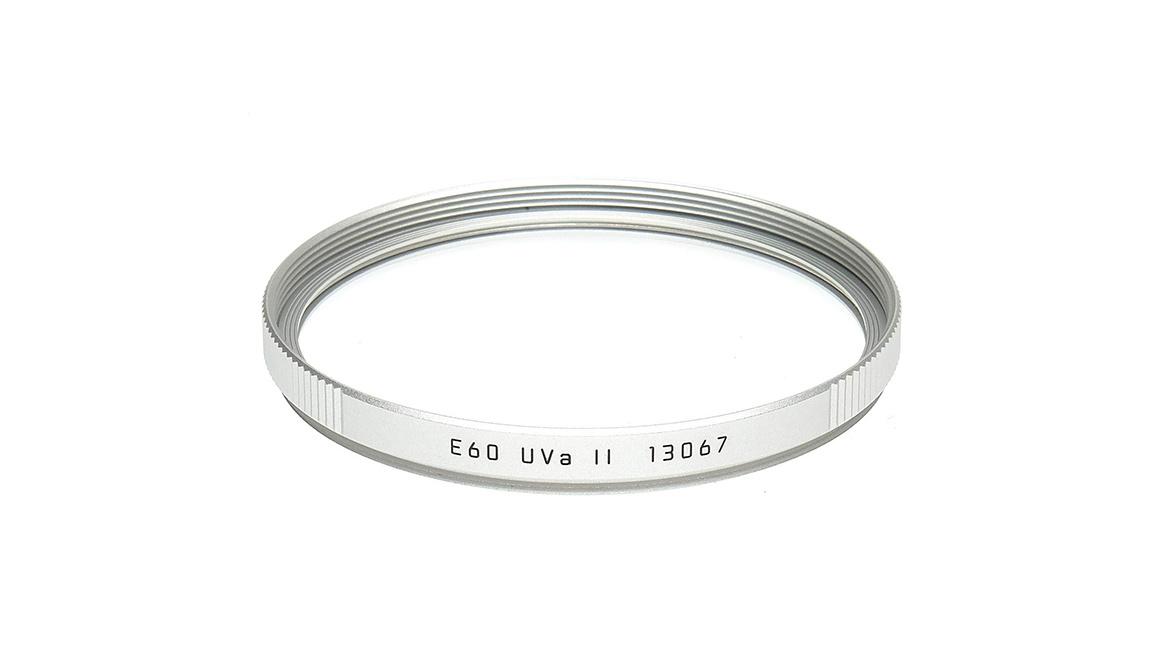 Leica UVa E60, Silver, Used