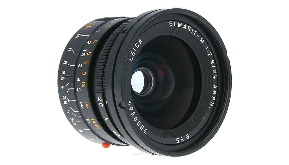 Leica ELMARIT-M 24mm f/2.8, Used