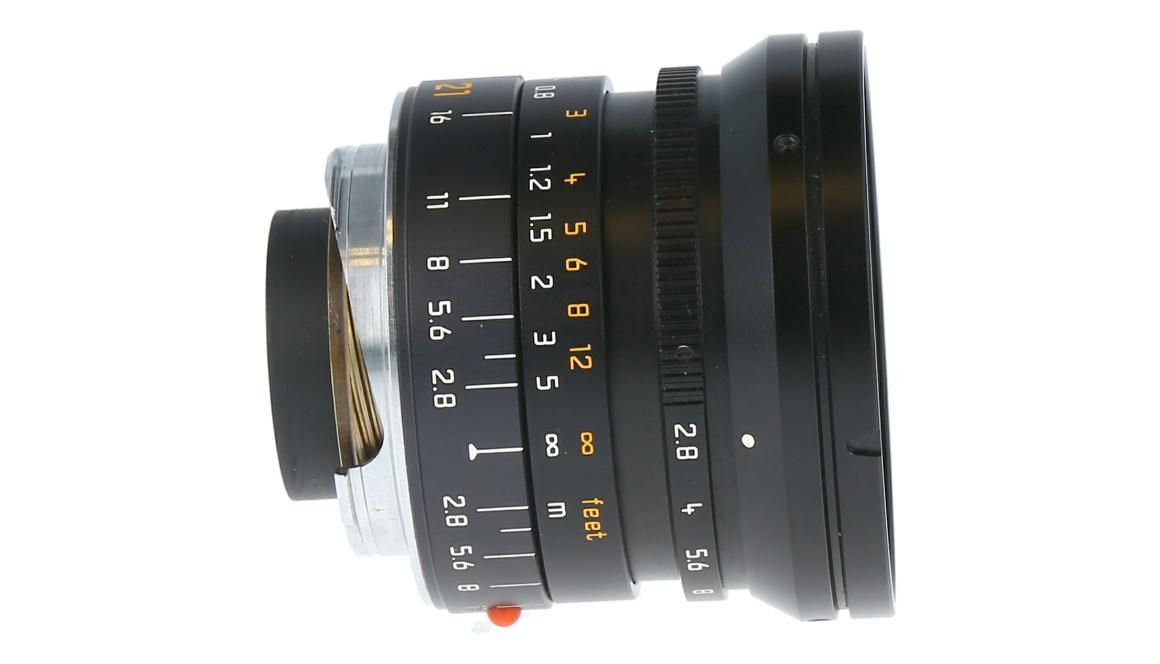 Leica ELMARIT-M 21mm f/2.8, Used