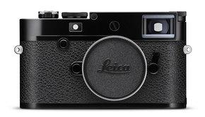 Leica Leica M10-R, Black Paint Finish
