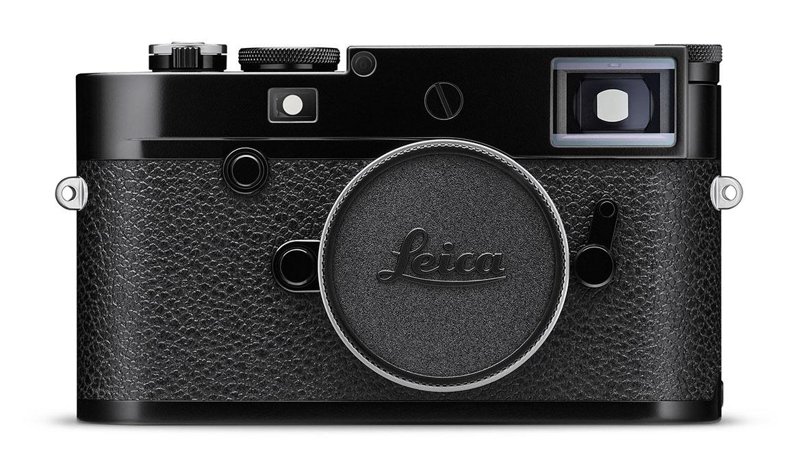 Leica M10-R, Black Paint Finish