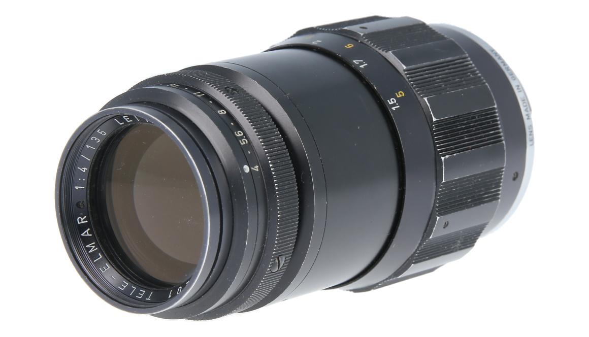 Leica TELE-ELMAR 135mm f/4, Used