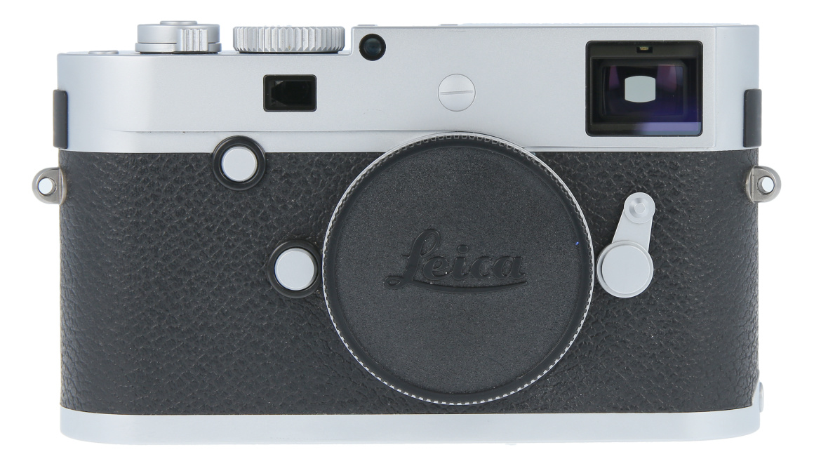 Leica M-P (Typ 240), silver chrome finish, Used