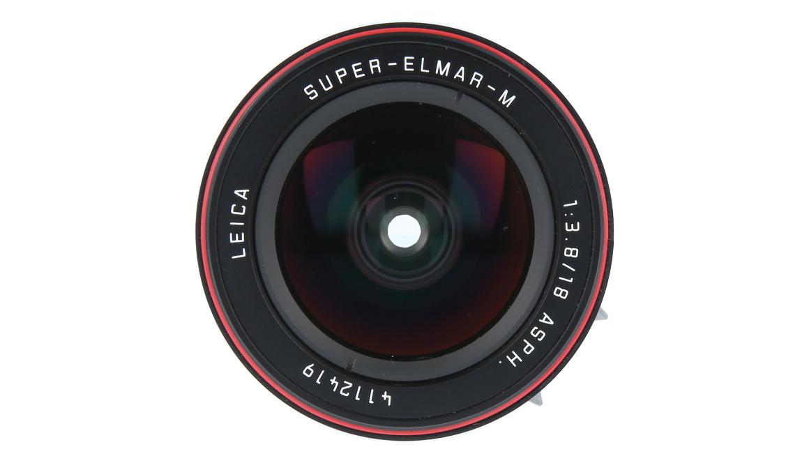 Leica SUPER-ELMAR-M 18mm f/3.8 ASPH, Used
