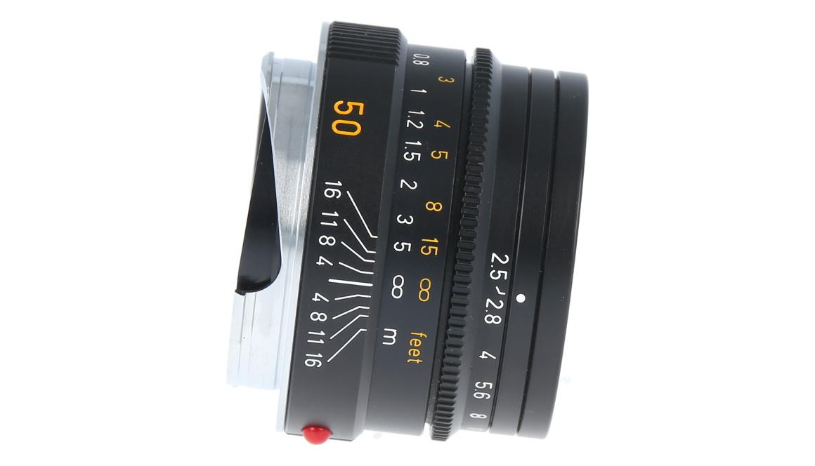 Leica SUMMARIT-M 50mm F2.5, Used