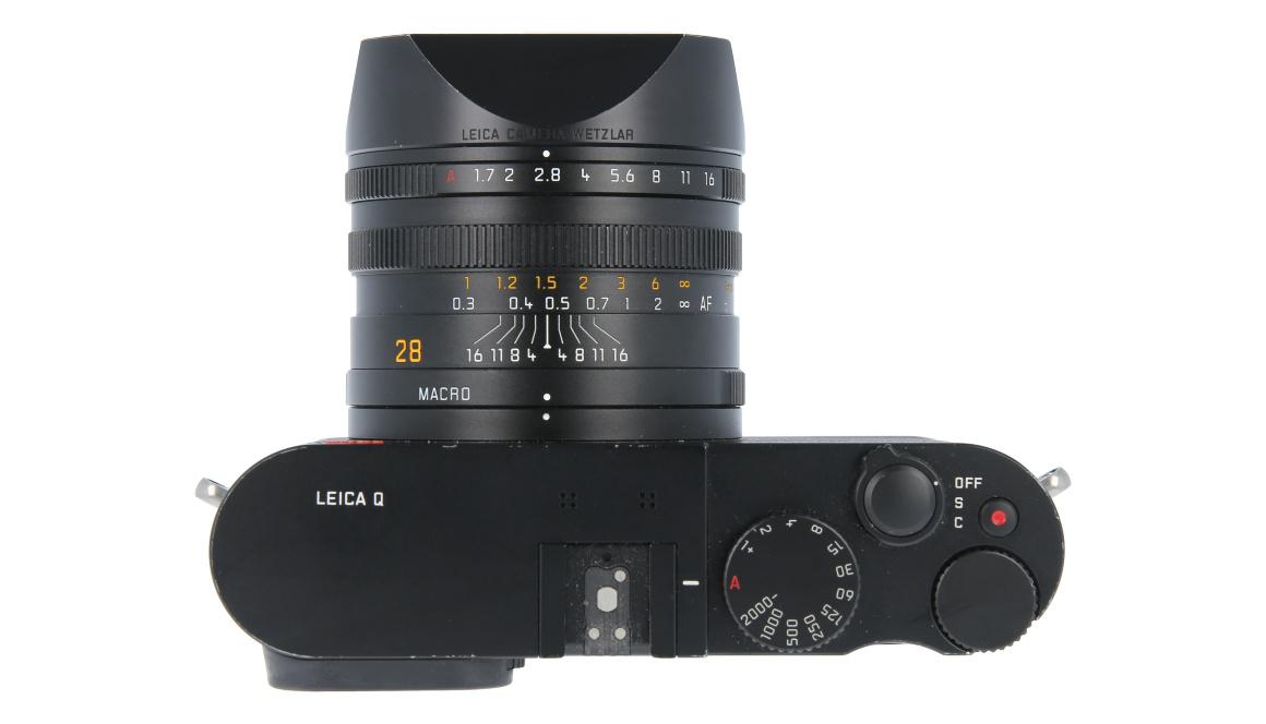 Leica Q (typ 116) Black, Used