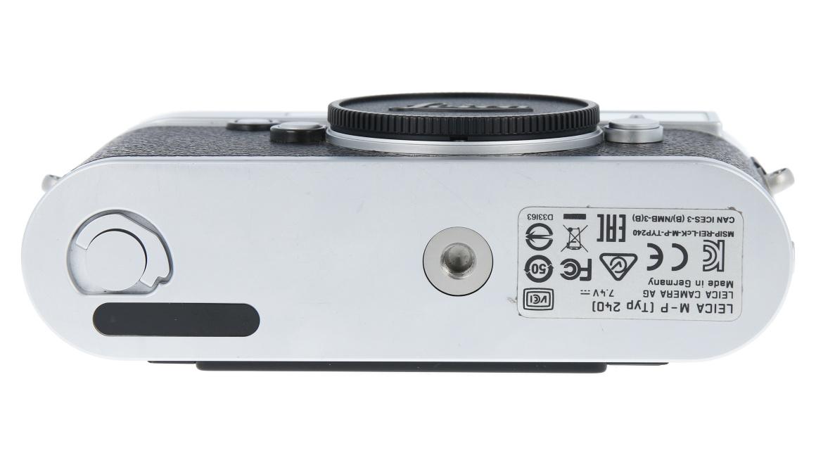 Leica M-P (typ 240), Silver Chrome, Used