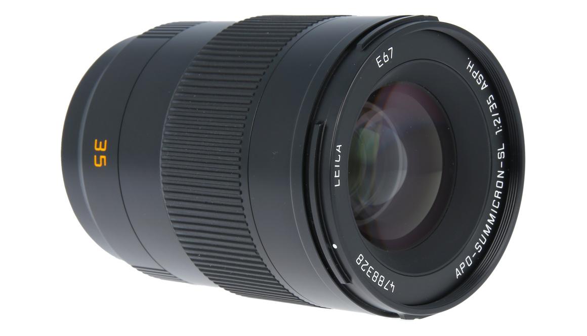 Leica APO SUMMICRON-SL 35mm f/2 ASPH., black, Used