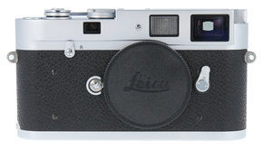Leica Leica M-A (Typ 127), silver chrome finish, Used